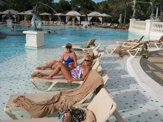 Nude women at sandals resorts