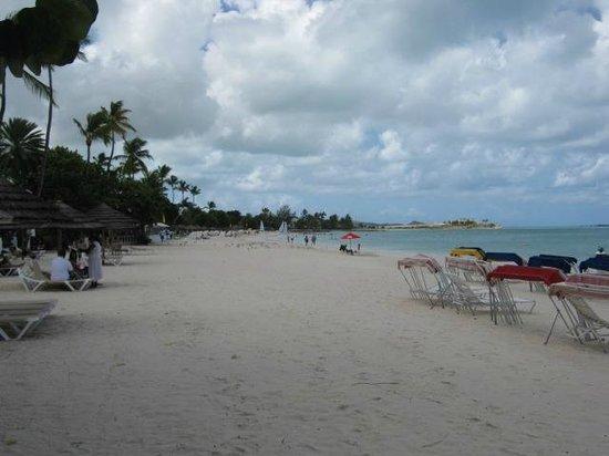 Sandals Grande Antigua Resort & Spa: Beach Area