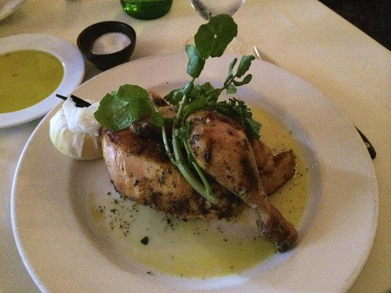 Kokkari Estiatorio : Roast Chicken