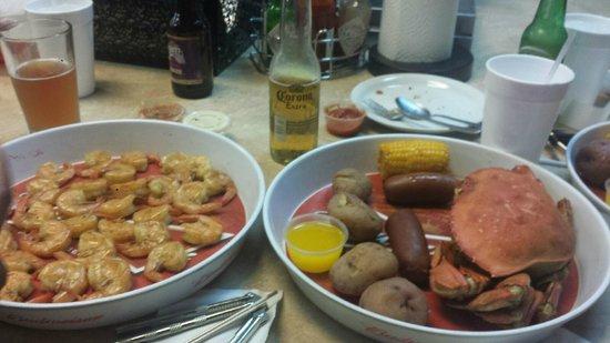 Gumbo YaYa's East : Shrimp & Seafood Boil