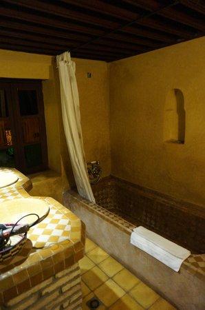 Riad Dar Tafilalet : Baño