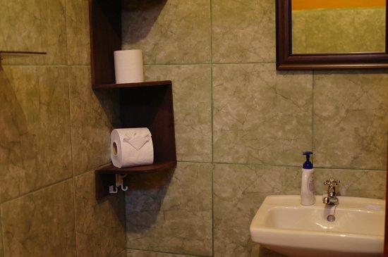Finca Verde Lodge: Bathrooms