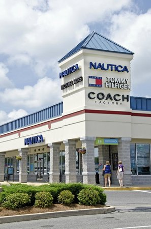 Tanger Outlets North Myrtle Beach Address