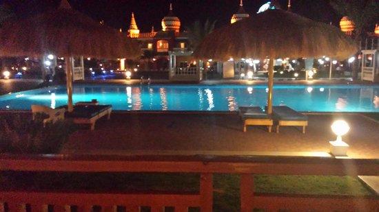 Aqua Blu Sharm : view from room