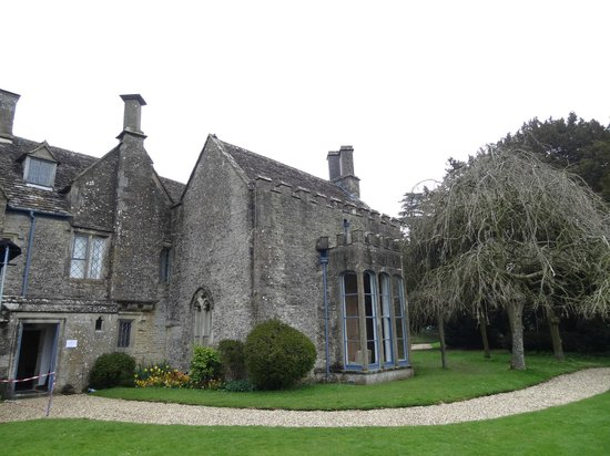 Chavenage House: lovely home