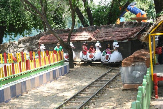 Best Western Resort Country Club: Toy Train