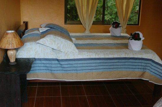 Finca Verde Lodge: Rooms