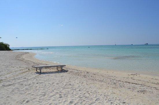 Fun Island Resort : Lato nord
