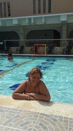 Hotel Dorado Plaza: Pile del hotel