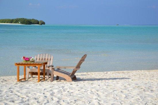 Fun Island Resort : Matrimonio in spiaggia