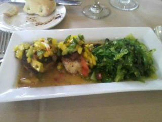 Lake Ridge Restaurant: Diver Scallops