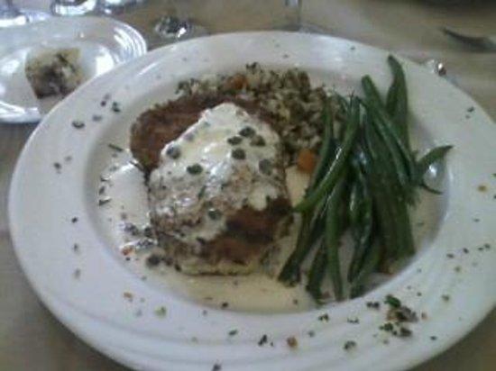 Lake Ridge Restaurant: Swordfish