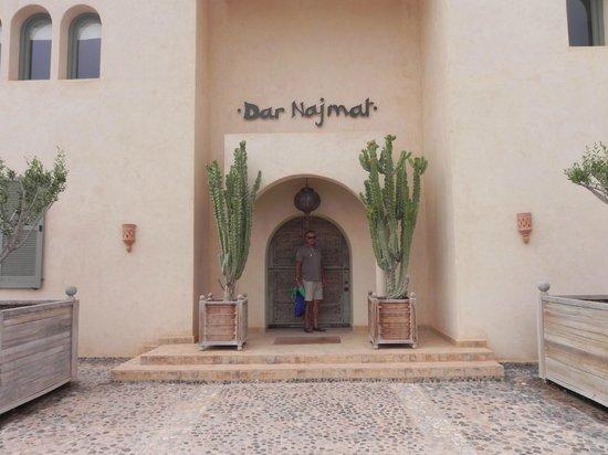 Dar Najmat : entrée