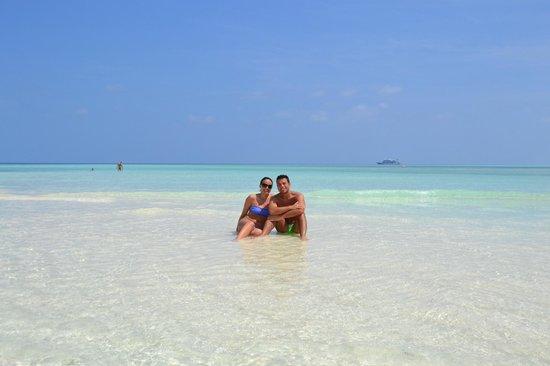 Fun Island Resort: Io e Mio marito Christian Bonfiglio