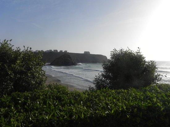 Dar Najmat: vue de notre terrasse
