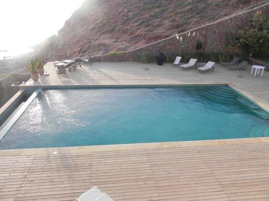 Dar Najmat: piscine