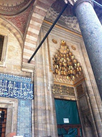 Yeni Cami : Wonderful architecture