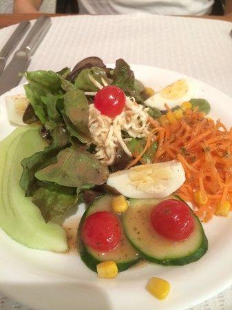 La Corsaz : Salad