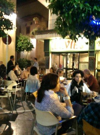 Hotel Amadeus: Atmosphare in Sevilla