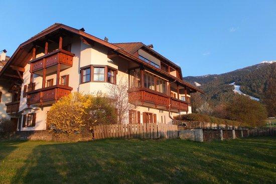 Rubner's Hotel Rudolf: Nebenhaus mit Ferienappartements