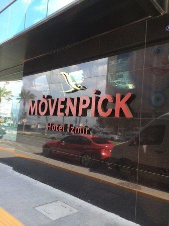 Movenpick Hotel Izmir : При входе