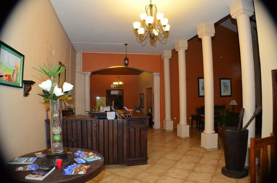 Posada de Don Juan: Lobby del Hotel
