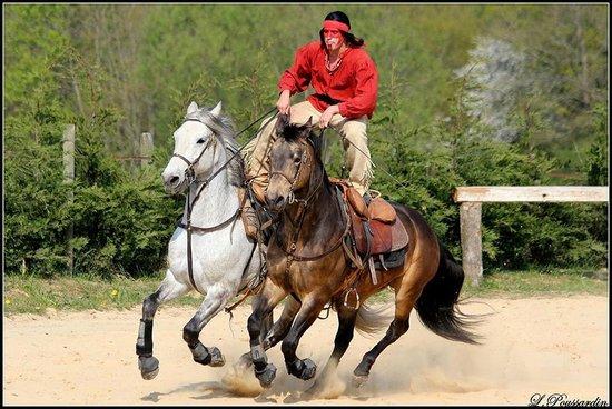 Cascades & Fantaisie Equestres