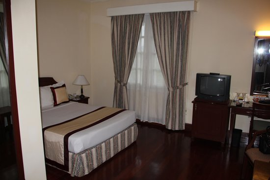 Du Parc Hotel Dalat: Zimmer