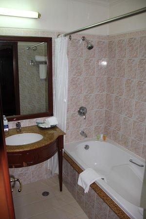 Du Parc Hotel Dalat : Bad