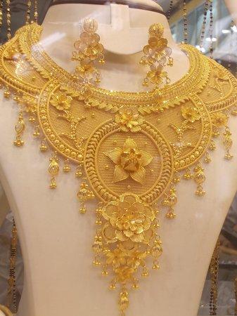 Gold Souk: dubai gold souq - vetrina 7