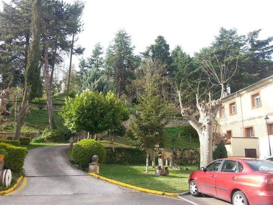 Hospederia El Convento: Alrededores del hotel
