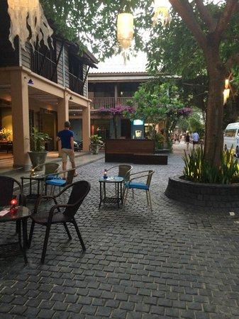 Buri Rasa Koh Phangan: Hotel village