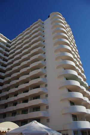 TRYP Palma Bellver Hotel: Foto tomada desde la terraza del comedor.