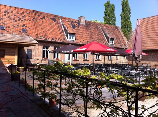 Balthazar restaurant 056 34 66 47 picture of la ferme de for Balthazar reservations