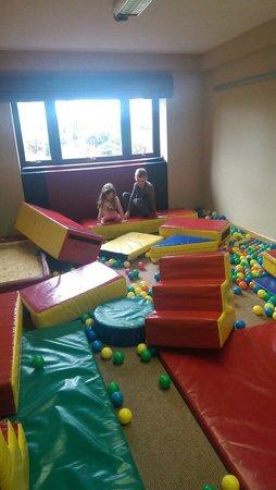 Westport Woods Hotel: The playroom