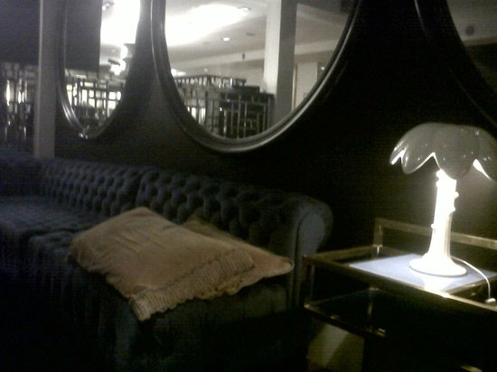 Hotel Pulitzer Buenos Aires: Restaurante 1er piso