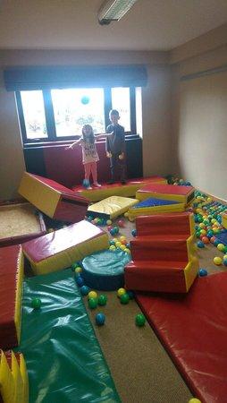 Westport Woods Hotel: Playroom