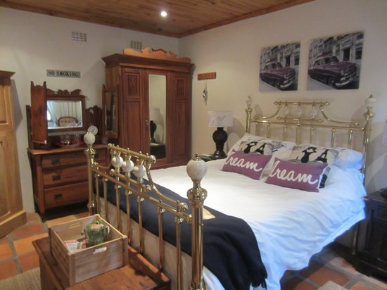 Thylitshia Villa Country Guesthouse : Shabby Chic