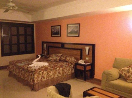 Sandos Playacar Beach Resort : Suite Junior-Adultes