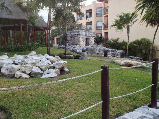 Sandos Playacar Beach Resort : Sur le chemin de la Plage