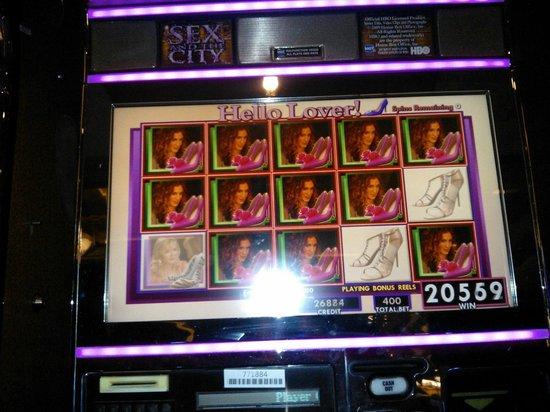 Luxor Las Vegas: vegas win2