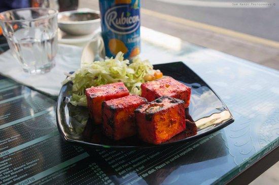 Shababs Balti Restaurant: Paneer Tikka