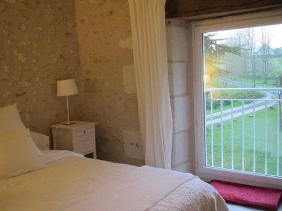 Le Moulin du Mesnil : Our room