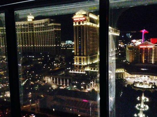 Flamingo Las Vegas Hotel & Casino: amazing view