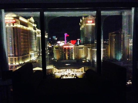 Flamingo Las Vegas Hotel & Casino: amazing view