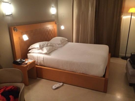 Petit Nice Passedat : chambre