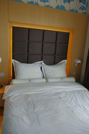 Amadi Park Hotel: bed