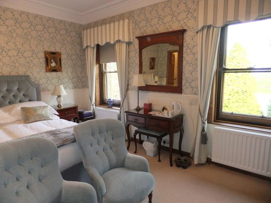 West Acre House: Edwardian Room