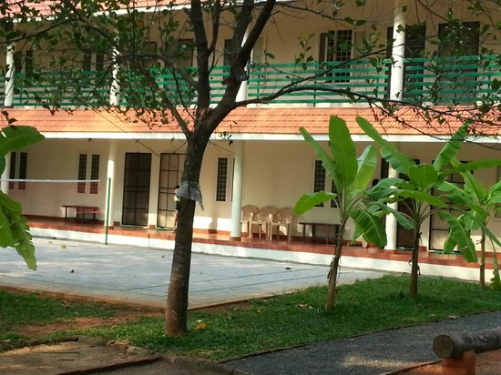 Palm Grove Service Villa : clean