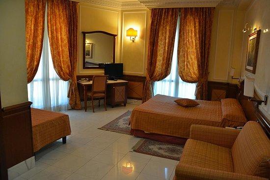 Hiberia Hotel : Zimmer 426